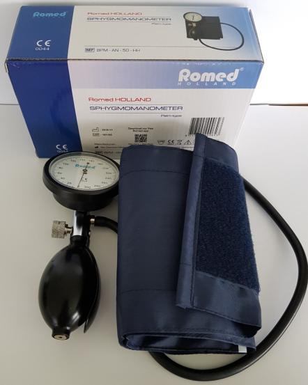 Апарат за кръвно механичен ROMED